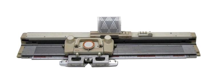 Máquina de Tricô Silver/Singer Série 300 (321/322/323/326)