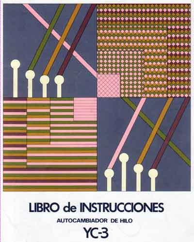 Manual Trocador de Cores Silver YC 3 em Espanhol