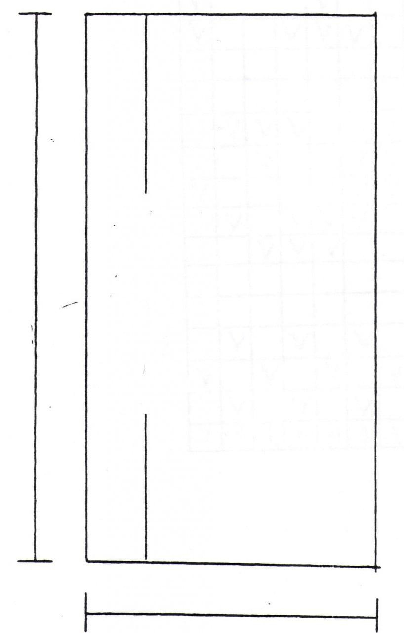 Receita de Tricô a Máquina - Nº 101 - Saia Canelada tam. 44