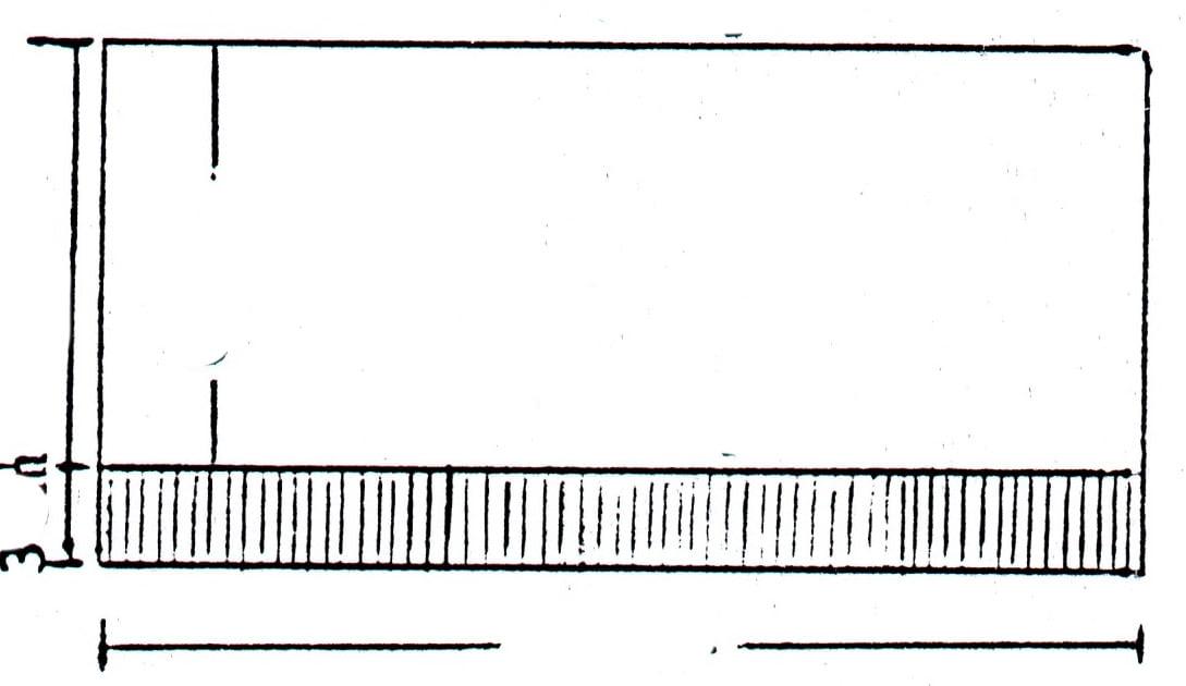 Receita de Tricô a Máquina - Nº 97 - Conj. Menina Blusa e Saia c/ Pregas 6 a 7 anos
