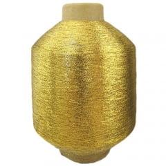 Fio Lurex Ouro (importado) cone de 50 grs
