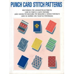 Livro de Pontos Silver Punch Card Stitch Patterns