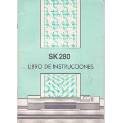 Manual Silver serie 200 em ingles (sk210, 218 e 280)  2001